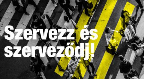 Szervezz és Szerveződj 2017-18 – közösségszervezők elemzik megnyert ügyeiket és a közösségszervező folyamatot