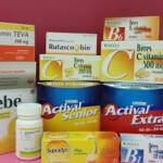 vitamin csomagot